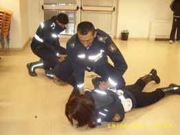 Addestramento alla difesa personale krav maga