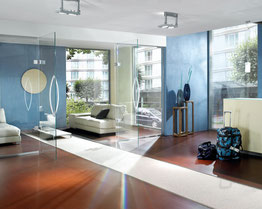 Farben für gewünschte Atmosphäre, Wandfarbe