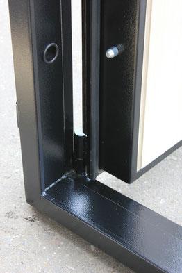 стальная входная дверь железнодородный