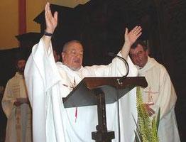 Première messe à Dannemarie