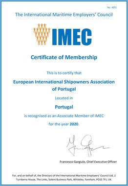 IMEC - The International Maritime Employers' Council