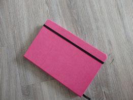 mon petit carnet rose