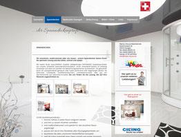 Bild zur Verlinkung zur www.hungen-spanndecken.de