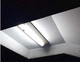 階段の非常照明