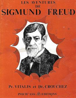 Les aventures de Sigmund Freud, Bande dessinées, Pschy'Ass, Pr Vitalis et Dr Crouchez
