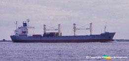 OBC Frachter PANTELIS A. LEMOS