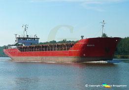 Fluss-/See Schiff MOSVIK