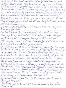 Bild: Seeligstadt Chronik 1991