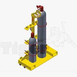 Gasflaschenheber - GFH2-20-79L_GT-05