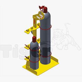 Gasflaschenheber - GFH2-20-79L