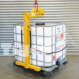 Ladegabel -IBC Container heben