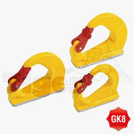 Anschweißhaken ASH - GK8