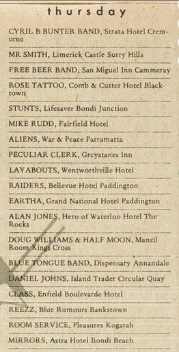 Honi Soit 1979 Issue 23 - Thursday 11. October 1979