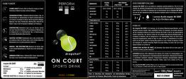 dropshot On Court Etikett