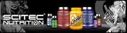 Scitec Nutrition pas cher