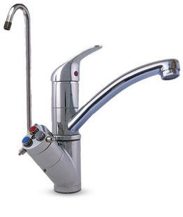 rubinetto a cinque vie