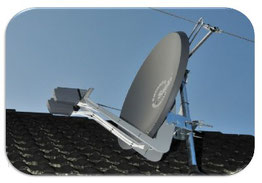 Antennenanlagen  Elektro Burger Deining