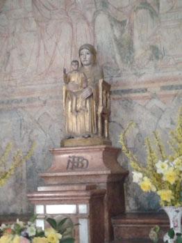 Notre Dame La Brune