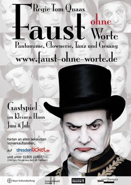 Faust ohne Worte, Wolfram von Bodecker, Alexander Neander, Bodecker Neander, Lionel Ménard