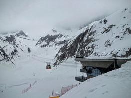 Julische Alpen, Sella Nevea, Skitour, Wandern