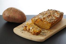 Süßkartoffel-Kokos-Kuchen