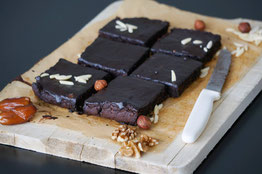 Sweetpotatoe Brownies