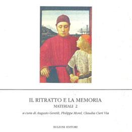 """estratto aus:""""Il ritratto e la Memoria"""" Materiali 2, Roma 1993"""