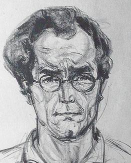 Emil Stumpp, Selbstporträt. [Public domain], via Wikimedia Commons