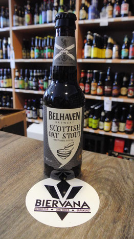 Scottish Oat Stout von Belhaven