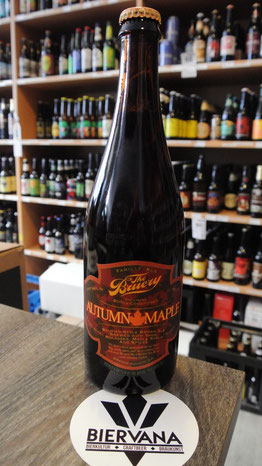 Bier von The Bruery aus Kalifornien: Autumn Maple