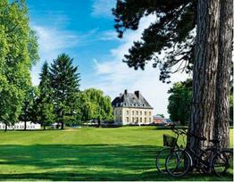 Golf Country Club Château de Bertichères près de Reilly