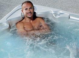 aussenwhirlpool massagewirkung