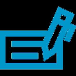 Icon zu Kontaktformular