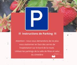 Se garer au parking de la Salle des Fêtes de Chainaz-les-Frasses