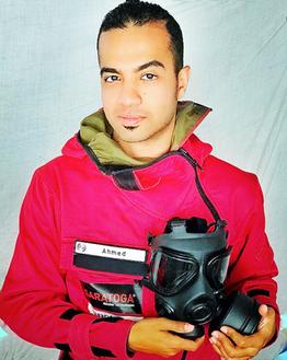 Ahmed Ibrahim Gamal, M.Sc.