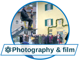Events & Entertainment with photgraphy & film