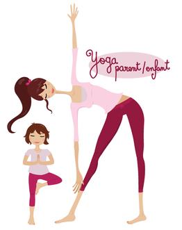 Yoga Parent/enfant, Yoga en famille, Yoga enfant