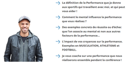 conférence, raphael homat, mental, performance, musculation, performance, athlétisme, football