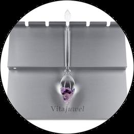 Vita Juwel Accessoires für Edelsteinstäbe
