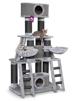 Kratzbaum xxl - stabiler Kratzbaum für große Katzen