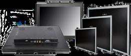 Industriemonitor, Industrie LCD Anzeigen