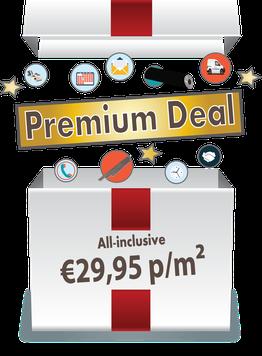 Premium Laminaat inclusief leggen Deal met gratis ondervloer, plinten en deurmat voor €27,95 per m²