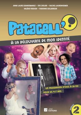 Couverture Patacell' 2 : A la découverte de mon identité
