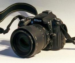 Fotografie mit Nikon D90 und Leica M