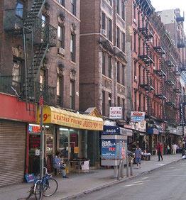 Lower East Side in New York    (Bild: CC BY-SA 3.0)