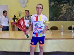 JP coureur: champion du Gard à Gagnières en 2009
