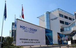 Stammsitz der HOCHDORF-Gruppe, Quelle: Unternehmen