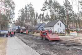 Instandsetzung der Basdorfer Straße