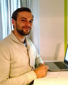 Daniel Loch ist Trainer im Bereich Qualifizierung und Transformation. [Foto: IGM bei VW BS]