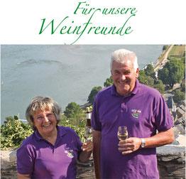 Winzerpaar Ulrike und Werner Bork